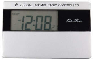 Stilnovo Global Atomic Radio Control World Time Travel Alarm Clock