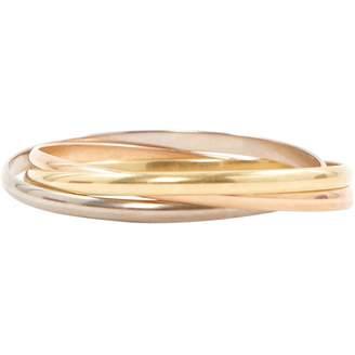 Cartier Trinity yellow gold bracelet