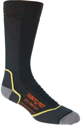 Farm To Feet Damascus Midweight Hiking Sock - Men's
