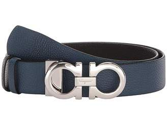 Salvatore Ferragamo Gancini Adjustable/Reversible Belt