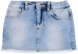 Philipp Plein Denim skirts - Item 42532817NG