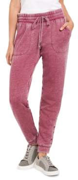 Ideology Smocked Burnout Joggers, Created for Macy's