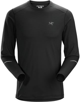 Arc'teryx Motus Crew Long-Sleeve Shirt - Men's