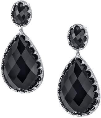 Sylvie 14k White Gold Earrings