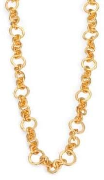 "Stephanie Kantis Coronation Small Chain Necklace/42"""