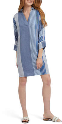 Nic+Zoe Fiji Linen Dress