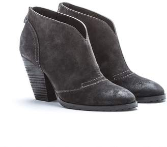 Andrew Marc Final Sale Whitney Suede Boot