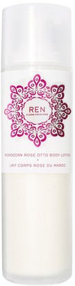 REN Moroccan Rose Otto Body Lotion