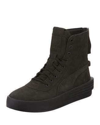 Puma Men's XO High-Top Sneakers