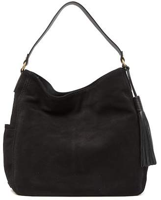 Cole Haan Gabriella Suede Bucket Shoulder Bag