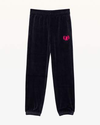 Juicy Couture Velour Track Pant for Girls