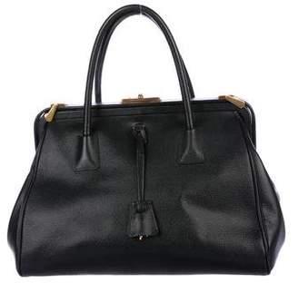 Prada Madras Cerniera Doctor Bag