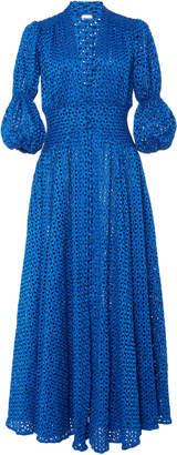 Cult Gaia Willow Floral Midi Dress