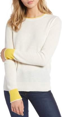 1901 Cashmere Crewneck Sweater