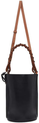 Loewe Black Gate Bucket Bag