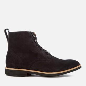 Paul Smith Men's Hamilton Leather Lace Up Boots - - UK 8 KVGHf9QJ