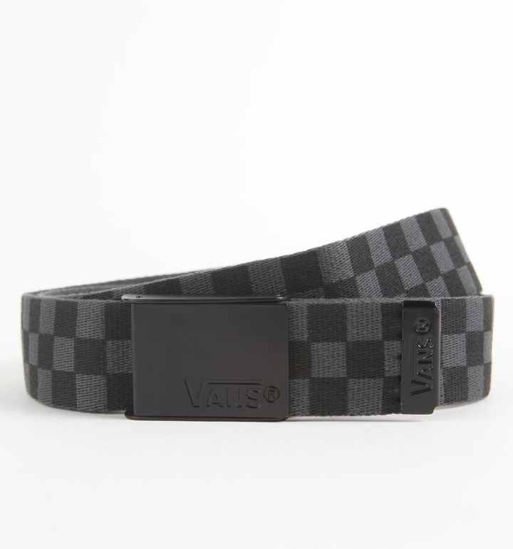 Vans Deppster Checkered Web Belt