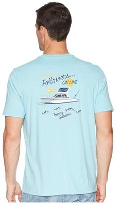 Tommy Bahama Followers on Line Tee Men's T Shirt