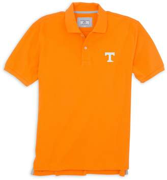 Southern Tide Gameday Skipjack Polo - University of Tennessee