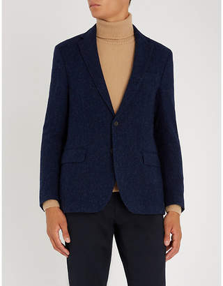 Polo Ralph Lauren Single-breasted wool jacket