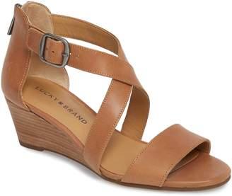 Lucky Brand Jestah Wedge Sandal