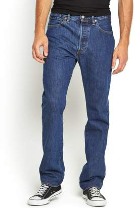 Levi's 501 Mens Original Fit Jeans