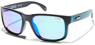 Liive Vision NEW Sunglasses Rush Revo Black Shades Sunglasses