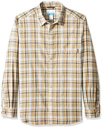 Columbia Men's Vapor Ridge III Big and Tall Long Sleeve Shirt