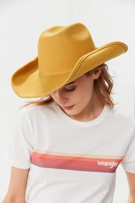 Urban Outfitters Felt Cowboy Hat