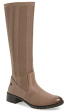 Aetrex Belle Sock Knit Shaft Boot