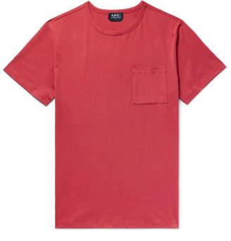 A.P.C. Jess Cotton-Jersey T-Shirt