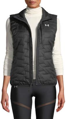 Under Armour ColdGear Reactor Zip-Front Activewear Vest