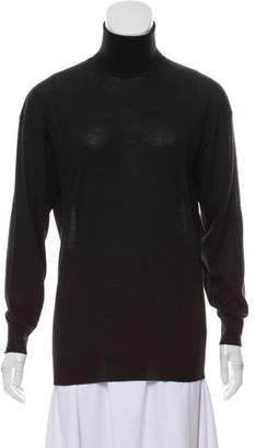 Tom Ford Cashmere & Silk Blend Turtleneck Sweater