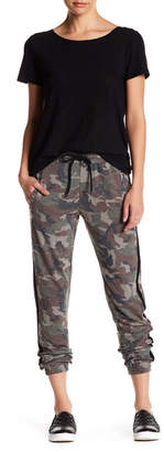 Dance and Marvel Sideline Knit Camo Jogger Pants $45 thestylecure.com