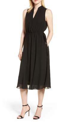 Anne Klein Drawstring Dress