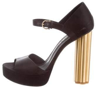 Salvatore Ferragamo Elice Platform Sandals