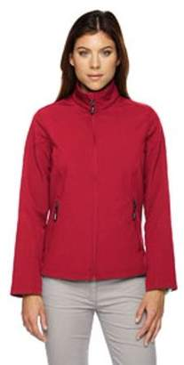 Ash City - Core 365 Ladies' Cruise Two-Layer Fleece Bonded SoftShell Jacket