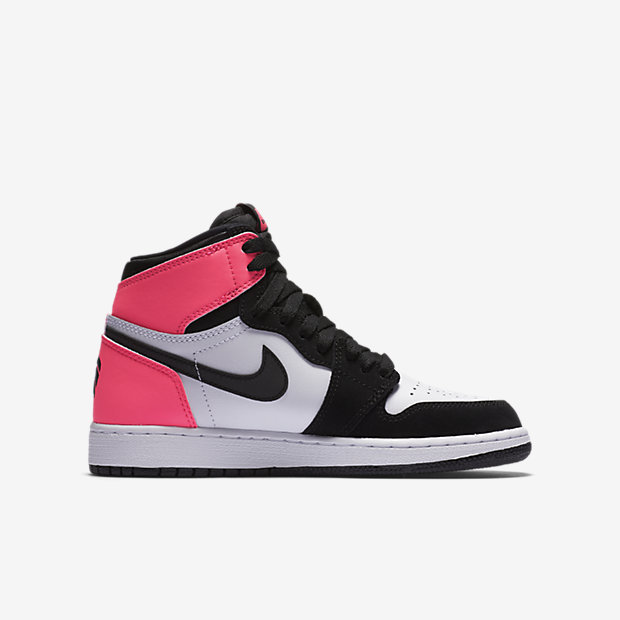 Air Jordan 1 Retro High OG Big Kids' Shoe 5
