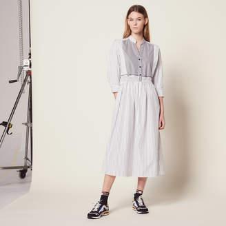 6f87d207e2 Sandro Striped Dresses - ShopStyle