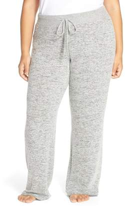 Make + Model 'Best Boyfriend' Brushed Hacci Lounge Pants (Plus Size)