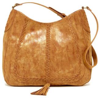 Steve Madden Jtrina Tassel Shoulder Bag $98 thestylecure.com