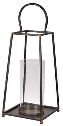 A&B Home Sanders Metal Indoor Lantern
