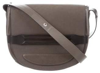Rag & Bone Leather Saddle Flap Crossbody Bag