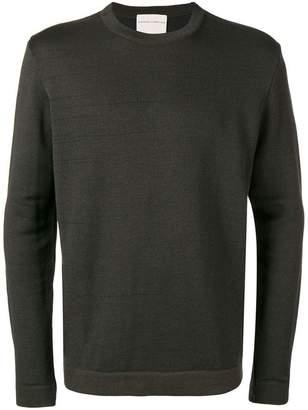 Stephan Schneider asymmetric stripe knitted jumper