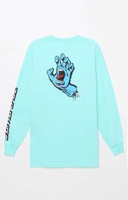 Santa Cruz Screaming Hand Long Sleeve T-Shirt