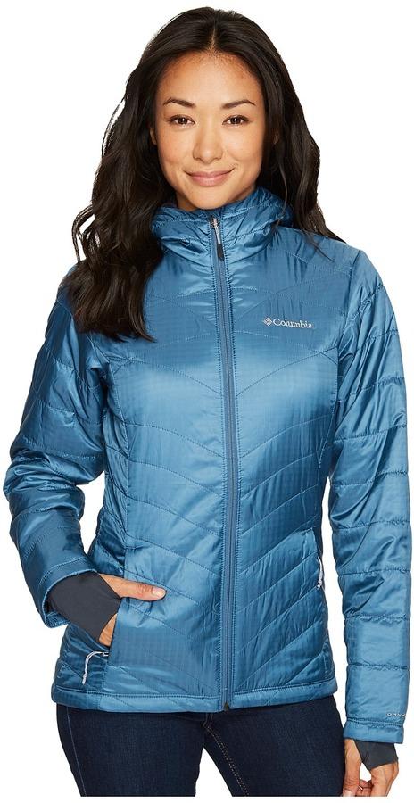 Columbia - Mighty Litetm Hooded Plush Jacket Women's Coat