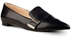 Women's Nine West Allen Pointy Toe Loafer $88.95 thestylecure.com
