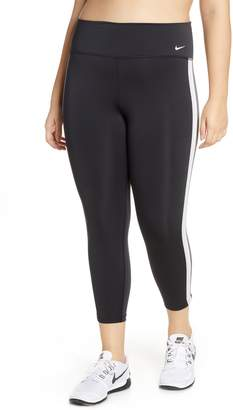 Nike Dri-FIT Stripe Crop Training Tights