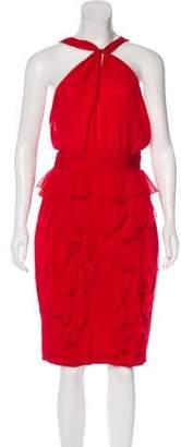 Jason Wu Halter Mini Dress w/ Tags