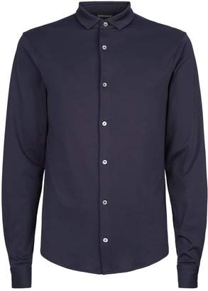 Emporio Armani Slim Cotton Shirt
